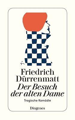 Der Besuch der alten Dame, Friedrich Dürrenmatt