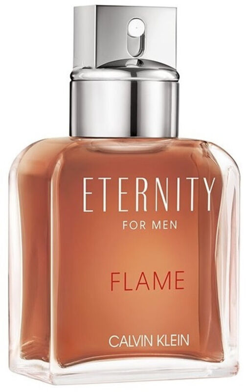 ETERNITY FLAME by Calvin Klein cologne for him EDT 3.3 / 3.4 oz New Tester