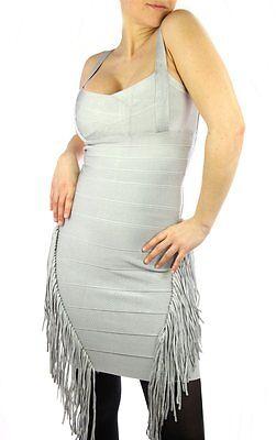 Sexy Designer Kleider (Sexy Damen Designer Bandagen Kleid Bandage Dress
