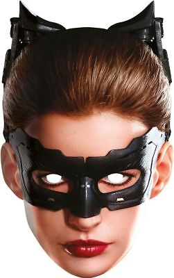Rub - The Dark Knight Rises Maske Catwoman Pappmaske Karneval  ()