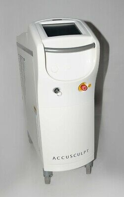 2012 Accusculpt Ii Lutronic Nd Yag Pulsed Laser 1444 Skin Tightening Dual Co2