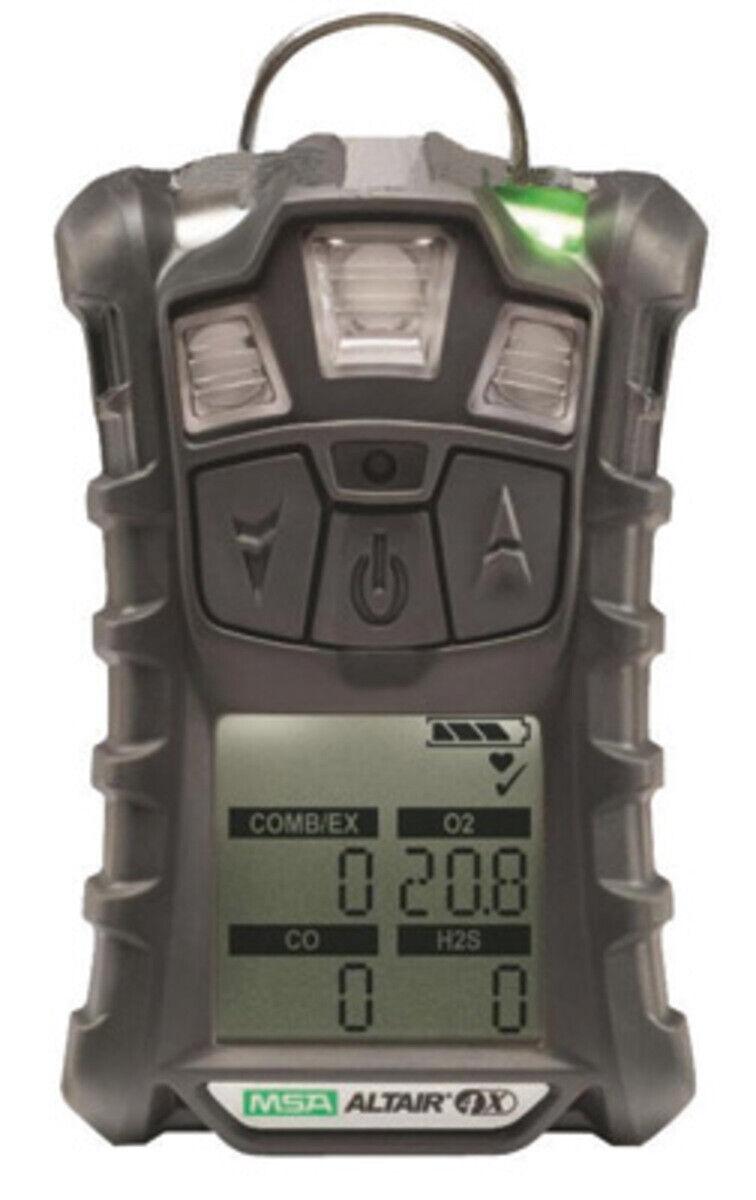 MSA 10110489 Altair 4X Multigas Gas Detector & Calibration Kit W/ Pump Probe Business & Industrial