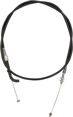 Barnett 101-85-30010 Stainless Steel Throttle Cables Standard Black