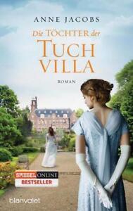 Die Tuchvilla-Saga Bd.2 von Anne Jacobs (2015, Taschenbuch)