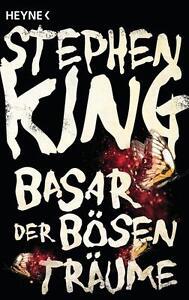 Basar der bösen Träume von Stephen King (2017, Taschenbuch) - Deutschland - Basar der bösen Träume von Stephen King (2017, Taschenbuch) - Deutschland