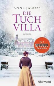 Die Tuchvilla / Die Tuchvilla-Saga Bd.1 von Anne Jacobs (2014, Taschenbuch)