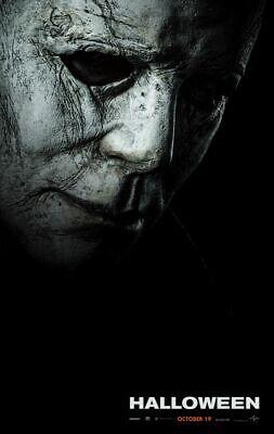 Halloween - original DS movie poster - 27x40 D/S - H40
