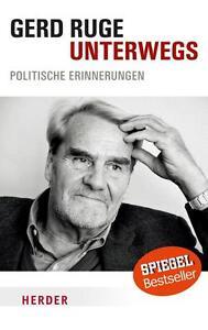 Unterwegs von Gerd Ruge (2015, Taschenbuch)