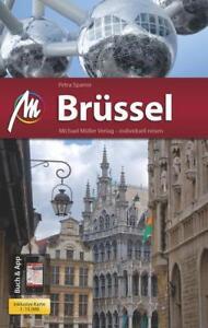 Reiseführer BRÜSSEL MM-City von Petra Sparrer Reisehandbuch 2015