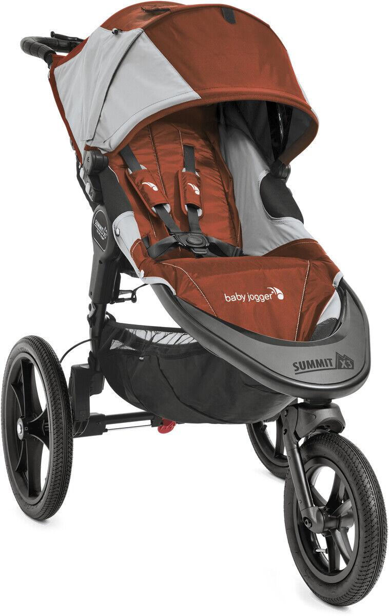 NEW Baby Jogger 2016 Summit X3 Jogging Stroller Push Chair B