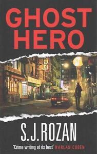 ROZAN,S.J.-GHOST HERO BOOK NEU
