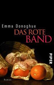 Das rote Band von Emma Donoghue (2014, Taschenbuch)