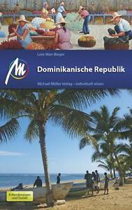 Reiseführer Dominikanische Republik / Michael Müller Verlag (2016)