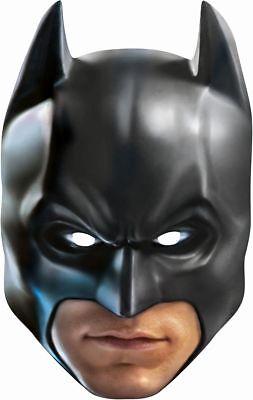 Rub - The Dark Knight Rises Maske Batman Pappmaske Karneval Fasching ()