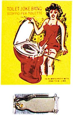 Morris Costumes Shooting Toilet Joke Band Seat. KA108 (Toilet Costumes)