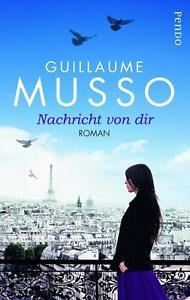 Musso, G: Nachricht von dir von Guillaume Musso (2012, Taschenbuch)
