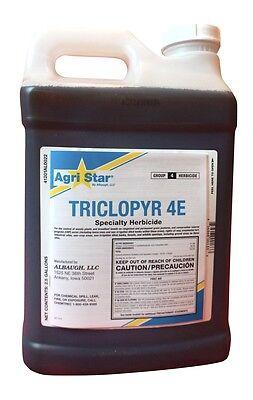 Agri Star Triclopyr 4E Herbicide - 2.5 Gallon