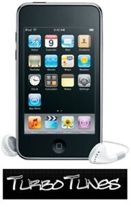 Apple iPod Touch 8GB 3rd/2nd Gen Great Condition WIFI Speaker Mp3 Video  A1288
