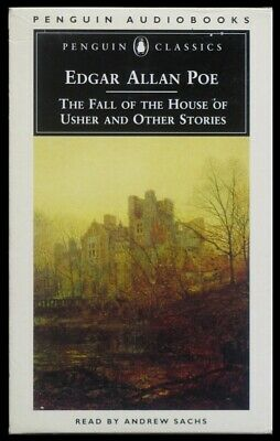 Edgar Allan Poe - The Fall of the House of Usher and Other Stories - (The Fall Of The House Of Usher Audiobook)