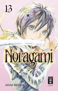 Noragami 13 von Adachitoka (2016, Taschenbuch) günstig kaufen