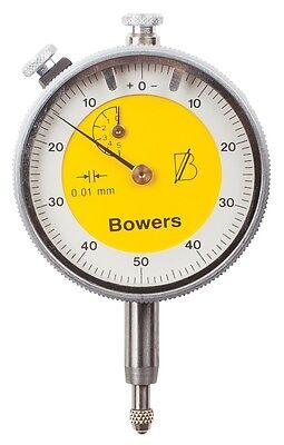 Fowlerbowers 5 Mm Metric Dial Indicator 52-540-003