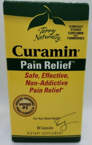 Terry Naturally Curamin - 60 Capsules