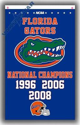Florida Gators College Football team Champion flag 90x150cm 3x5ft best