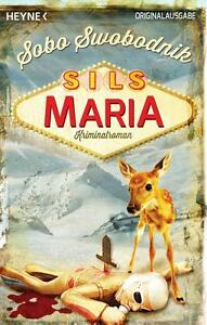 Sils Maria: Kriminalroman (Die Paul-Potek-Romane, Band 8)