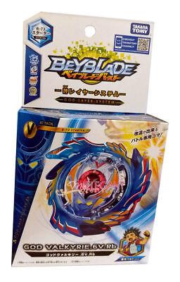 TAKARA TOMY Beyblade Burst Starter GOD VALKYRIE 6V Rb ATTACK B73 with Launcher