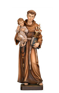 Saint-Anthony-of-Padova-statue-wood-carved-handmade-in-Italy
