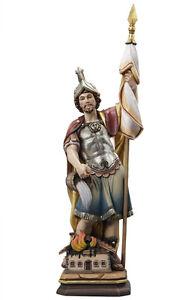 Saint-Florian-statue-wood-carved-model-2