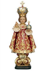 Infant-of-Prague-statue-wood-carving