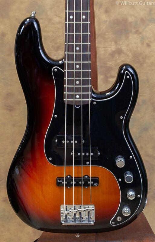 Fender American Deluxe Precision Bass 3-Color Sunburst USED