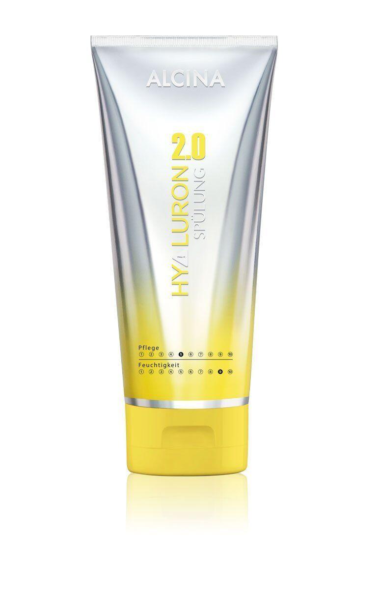 Alcina Hyaluron 2.0 Spülung 200 ml. Die Oase für trockenes Haar