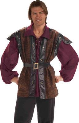 Mercenary Halloween Costumes (Morris Costumes Men's Medieval Mercenary Adult Costume One Size.)