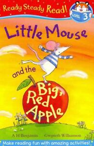 Little-Mouse-and-the-Big-Red-Apple-von-A-H-Benjamin-2013-Taschenbuch