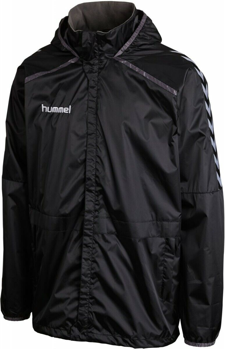 Hummel Herren All Wetter Jacke Regenjacke Gr. S M XL 2XL Outdoor Windbreaker