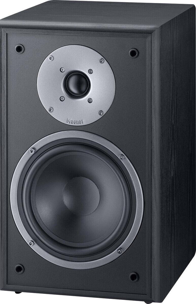 Magnat Monitor Supreme 202 Regallautsprecher schwarz Dekor (Paar) B-Ware !