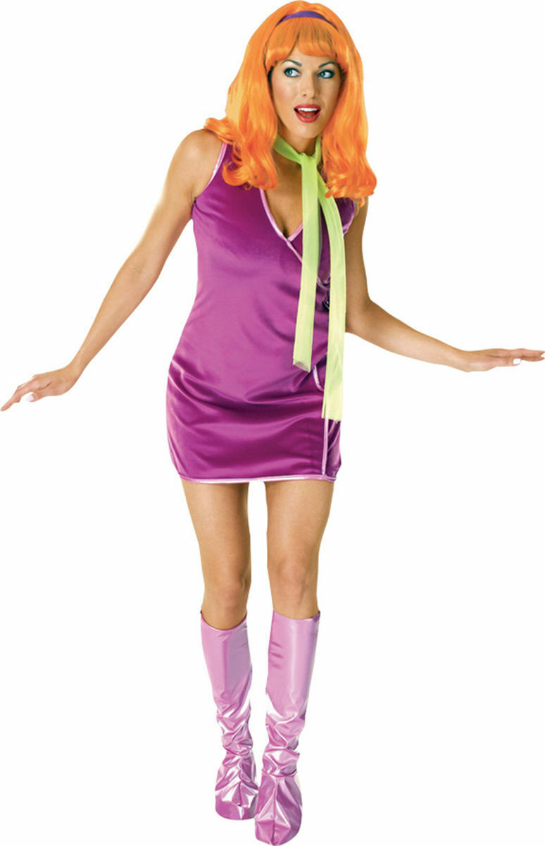 Details About Morris Costumes Women S Tv Movie Characters Scooby Doo Outfit 12 Ru16501