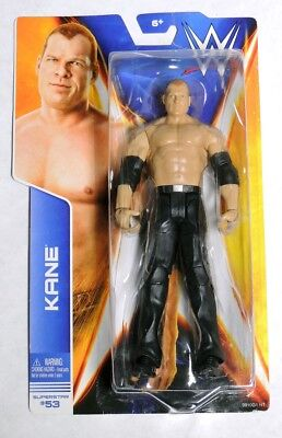 ESZ8975. WWE Superstar #53 KANE ACTION FIGURE From Mattel (2014) Sealed  for sale  Shipping to India