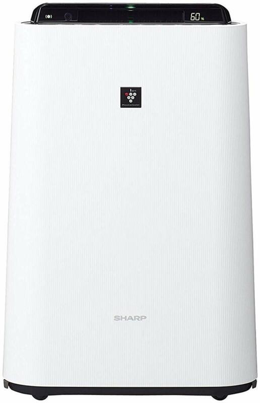 Sharp humidified air cleaner plasma cluster 7000 Standard 13 tatami fromJAPAN