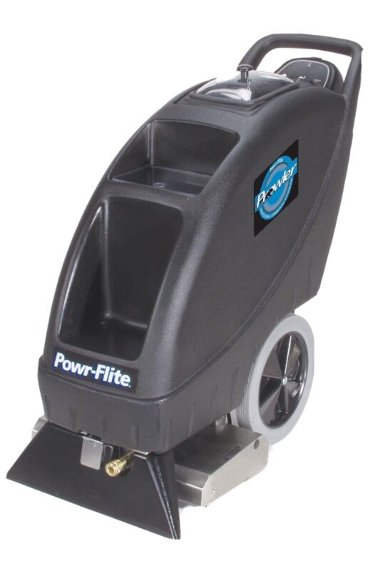 Powr-Flite Prowler - 9 Gallon Self-Contained Carpet Extractor Cleaner PFX900S