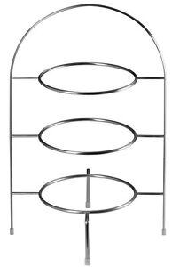 Etagere à table 3-stufig -M- von Asa Servierständer Servierplatte Servierteller