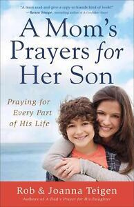 Teigen  Rob And Joanna-Mom`S Prayers For Her Son  A  BOOK NEU