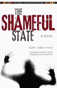 Sony-Shameful State  BOOK NEU