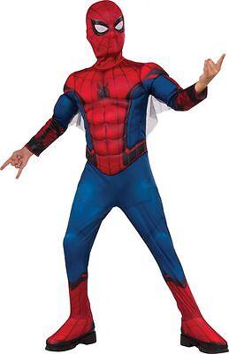 Rubies Marvel Comics Deluxe Spiderman Jungen Kinder Halloween Kostüm 630731