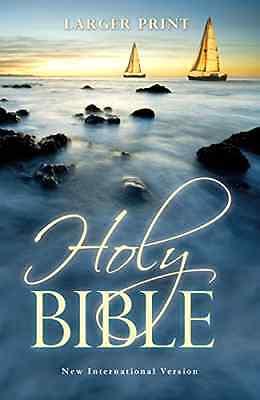 The Holy Bible  New International Version Paperback   Large Print  January 6  20