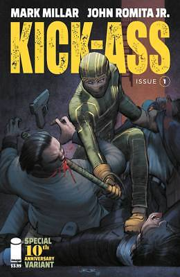 Kick Ass  1 Cover C 25 Copy Incv Romita Jr  Image Comics Nm