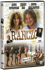 RANCZO Sezon 9 DVD 4 disc POLISH - Szydlowiec k Radomia, Polska - RANCZO Sezon 9 DVD 4 disc POLISH - Szydlowiec k Radomia, Polska