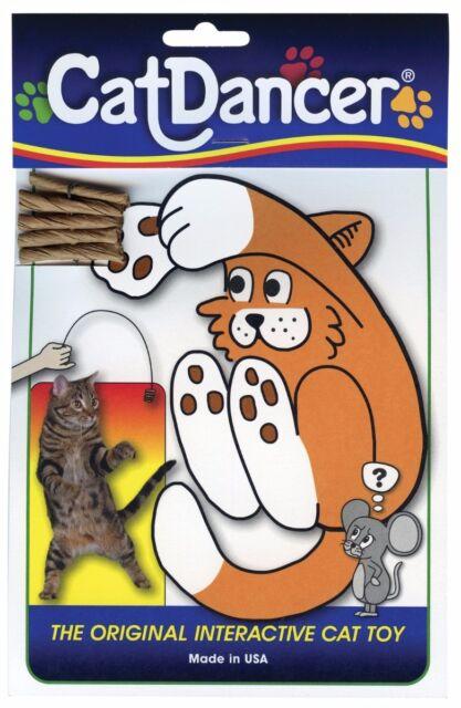 Cat Dancer - The Original Interactive Cat & Kitten Toy